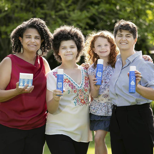 Family 6-Pack - Shampoo, Conditioner and Leave-In