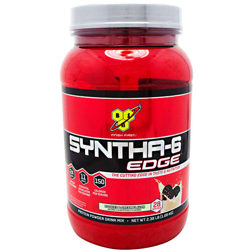 BSN Edge Syntha-6 - Cookies & Cream - 28 Servings - 834266004515