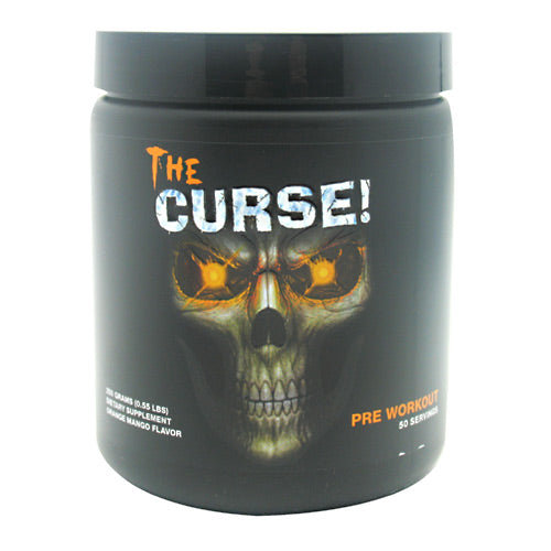 Cobra Labs The Curse - Orange Mango - 50 ea - 799439644915