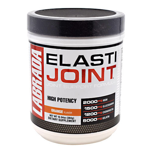 Labrada Nutrition ElastiJoint - Orange - 30 Servings - 710779361034