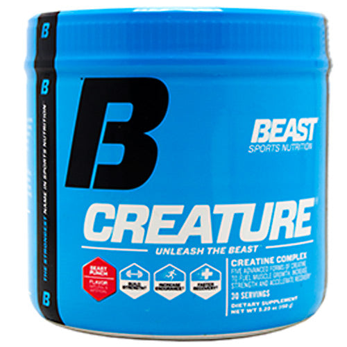 Beast Sports Nutrition Creature - Beast Punch - 150 g - 631312801971