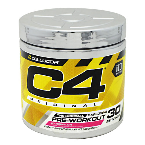 Cellucor iD Series C4 - Watermelon - 30 Servings - 810390028443