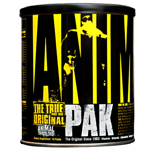 Universal Nutrition Animal Pak - 15 ea - 039442030122