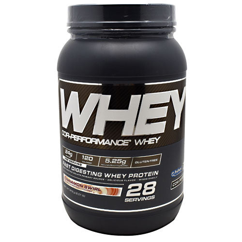Cellucor COR-Performance Series Cor-Performance Whey - Cinnamon Swirl - 28 Servings - 810390027927