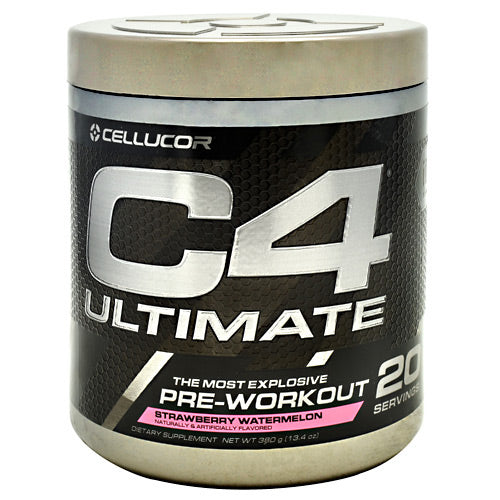 Cellucor iD Series C4 Ultimate - Strawberry Watermelon - 20 Servings - 810390029839