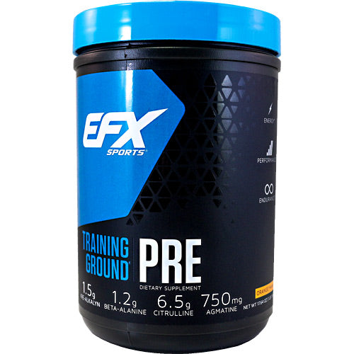 EFX Sports EFX Sports Training Ground Pre - Orange Mango - 17.64 oz - 737190002926