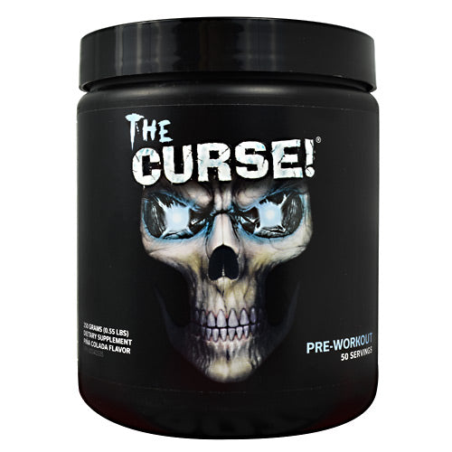 Cobra Labs The Curse - Pina Colada - 50 Servings - 799439669956