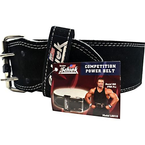 Schiek Competition Power Belt - Medium - 1 ea - 635522601123