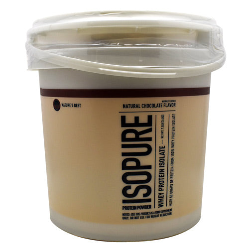 Natures Best Natural Isopure - Chocolate - 7.5 lb - 089094022419