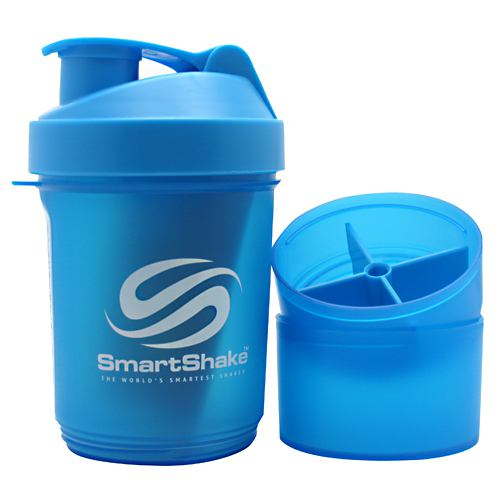 Smart Shake Shaker Cup - Neon Blue - 20 oz - 7350057181065