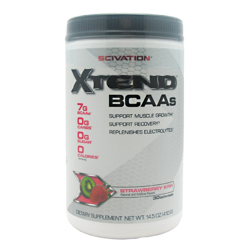 Scivation Xtend - Strawberry Kiwi - 30 Servings - 181030000311