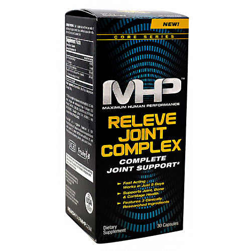 MHP Core Series Releve Joint Complex - 30 Capsules - 666222097367