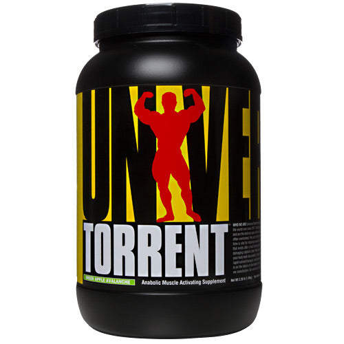 Universal Nutrition Torrent - Green Apple Avalanche - 3.28 lb - 039442048165