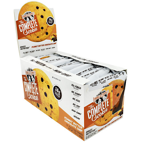 Lenny & Larrys The Complete Cookie - Peanut Butter Chocolate Chip - 12 ea - 787692833665