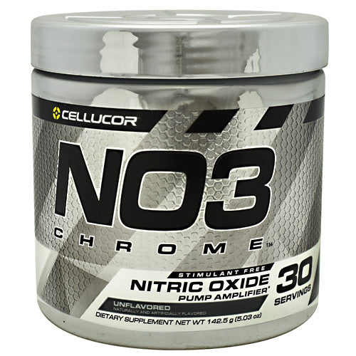 Cellucor NO3 Chrome - Unflavored - 30 Servings - 842595102970