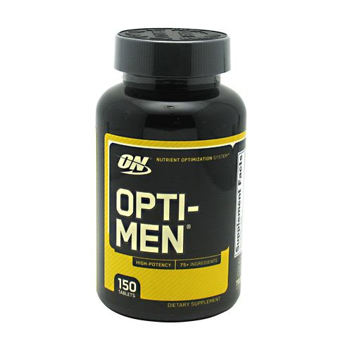 Optimum Nutrition Opti-Men - 150 Tablets - 748927052275