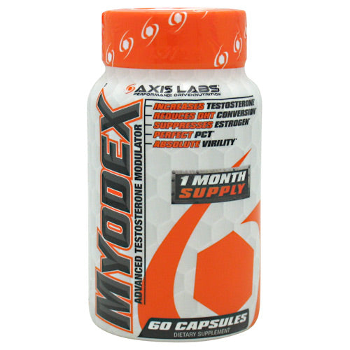 Axis Labs MyoDex - 60 Capsules - 689076957106