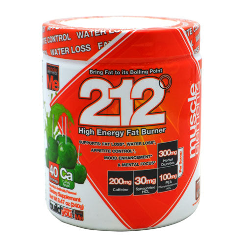 Muscle Elements Muscle Elements 212 - Candy Apple - 8.47 oz - 811123022301