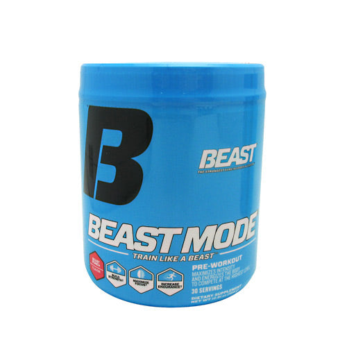 Beast Sports Nutrition Beast Mode - Beast Punch - 30 Servings - 631312799919