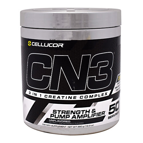 Cellucor CN3 - Unflavored - 50 Servings - 842595101805
