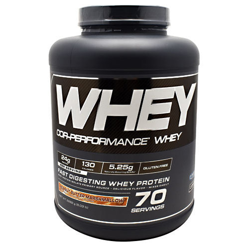 Cellucor COR-Performance Series Cor-Performance Whey - Peanut Butter Marshmallow - 70 Servings - 810390028689