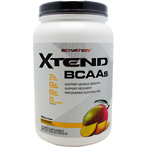 Scivation Xtend - Mango Nectar - 90 Servings - 181030000298