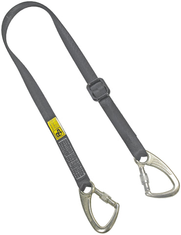 Restraint Lanyard (Adjustable, Work Positioning, MEWP)