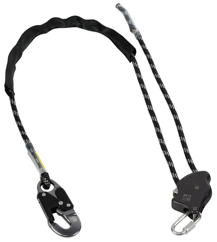 Restraint Lanyard (Adjustable, Work positioning)