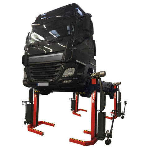 SOMERS Vehicle Lifts
