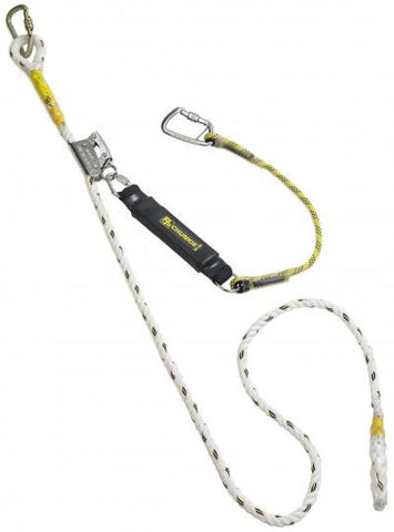 Restraint Lanyard (Work positioning, Adjustable, Chunkie)
