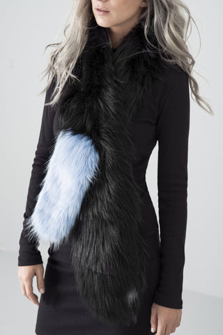 ICE FUR SCARF
