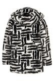 MATCHES TOMBOY HOODED COAT