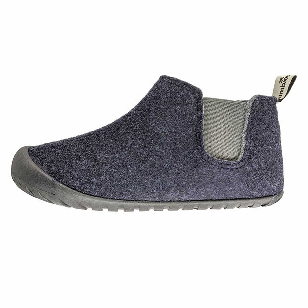 Brumby Boot - Navy & Grey