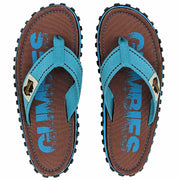 Islander Canvas Flip-Flops - Eroded Retro
