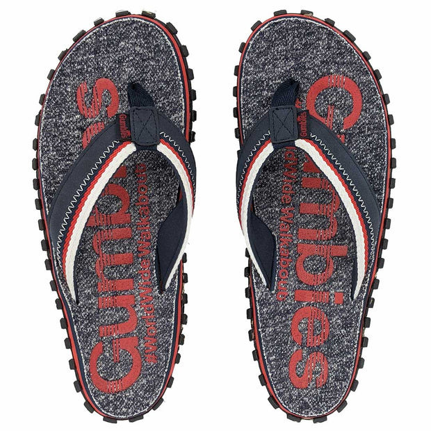Cairns Flip-Flops - Red