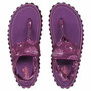 Slingback Sandals - Purple