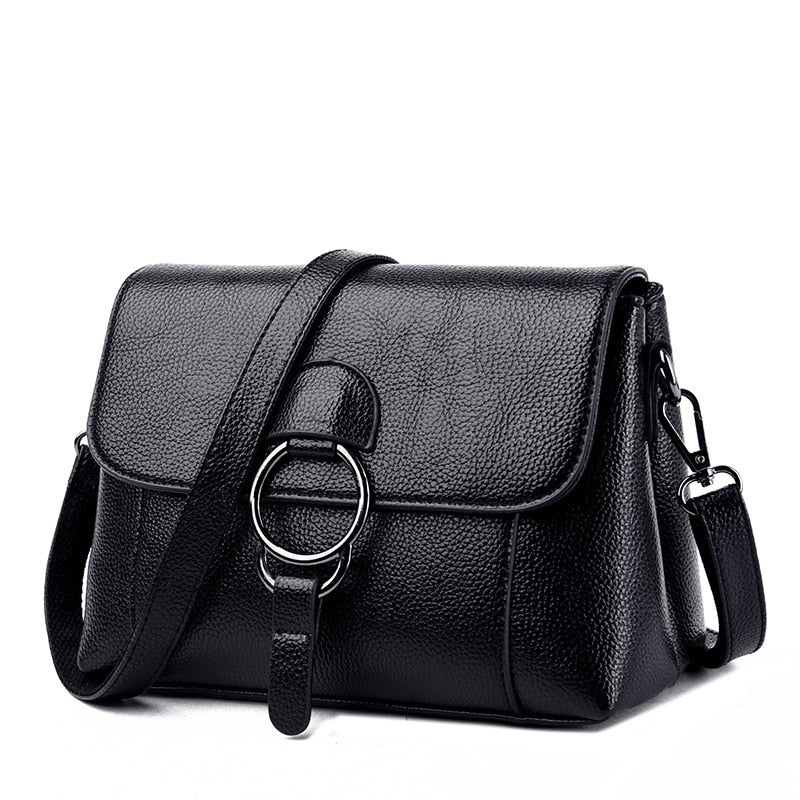 2018 Spring Shoulder Bag Designer Crossbody Bags Women Small High Quality Leather Women Handbags Soft Women Messenger Bags