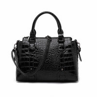 2020 Elegant Big Shoulder Bag Luxury Handbags Women Bags Designer Large Capacity Women Tote Female Crocodile pattern Hand Bags