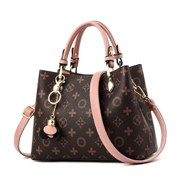 2020 Female Tote Bag Designers Luxury Handbags Printed Bucket simple women bag  Famous Brand Shoulder Bag Ladies