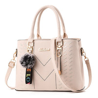 ACELURE Spring Fashion Lady Shopping Handbag Solid Soft PU Leather Women Shoulder Bags Ladies Charming Messenger Crossbody Bags