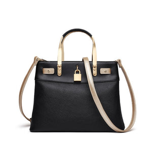 FOXER 2020 Genuine Leather Women's Top Handle Bags Large Capacity Lady Fashion Fall Winter Bag Soft Female Commute Shoulder Bag