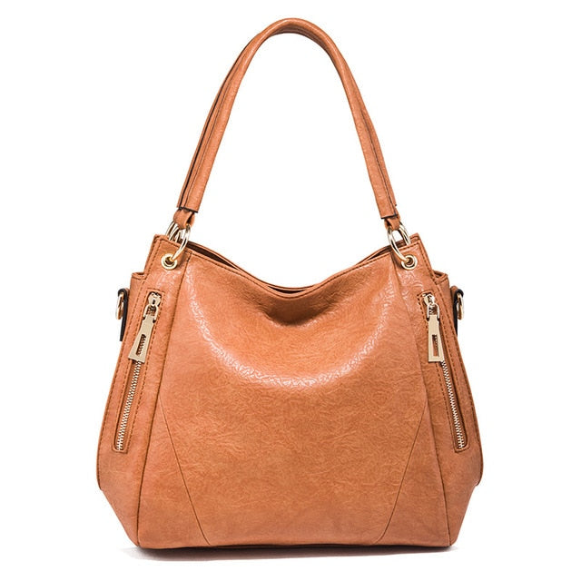 Fashion Bags for Women Leather Handbags Women Bag High Quality Soft Messenger Bags Female Shoulder Bag Ladies Large Bolsos