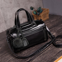 Genuine Leather Single Shoulder Bags Crossbody Fashion Luxury Handbag Women Bag Designer Female Vintage Tote High Quality Bolsas