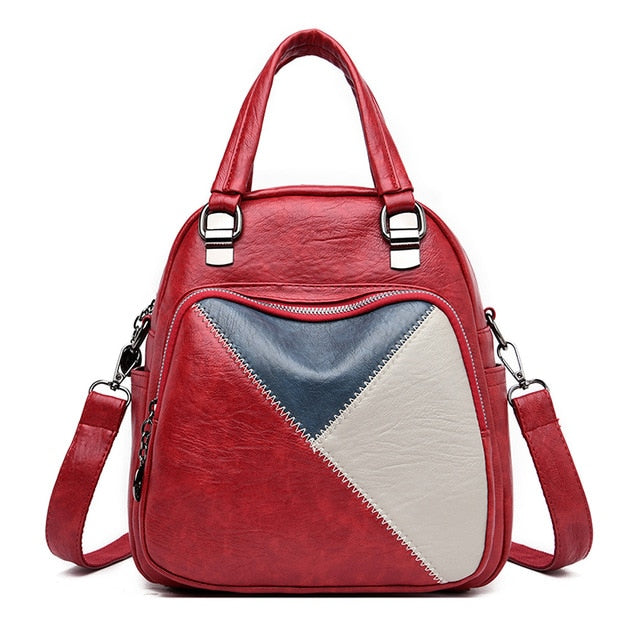 High Quality Leather Handbags Women Shoulder Bags Fashion Crossbody Bags for Women 2020 New Purses and Handbags sac a main