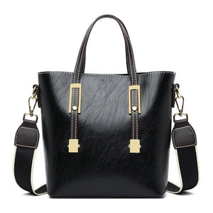 High Quality Pu Leather Bucket Shoulder Bags for Women 2020 Casual Lady Small Crossbody Bag Luxury Handbags Women Bags Designer