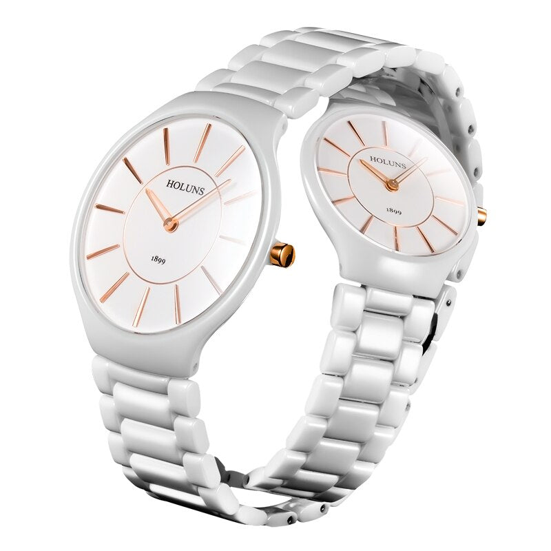 Hot holuns Watches Women Watches Luxury Brand Ladies Quartz Watch for Woman Fashion Sport Women's Wristwatch Relogio Feminino