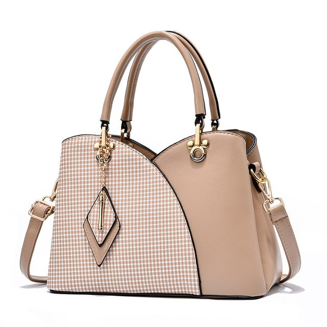Luxury Handbags Women Bags Women Leather Handbag Shoulder Bags For Women 2020 Female Ladies Hand Bag Sac a Main