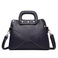 Soft PU Shoulder Bag Luxury Bussiness Handbags Women Messenger Bags Designer High Quality Classic Style Crossbody Tote