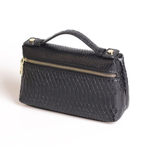 XMESSUN 2020 New Fashion Crocodile Pattern Leather Bag Big Cow Leather Clutch Bag Designer Handbag Purse Trendy Bag
