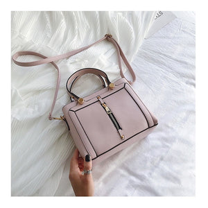 ZMQN Crossbody Bags For Women 2019 Side Small Handbag Ladies Flap Yellow Shoulder Hand Bag Female PU Leather Bolsa Feminina A577